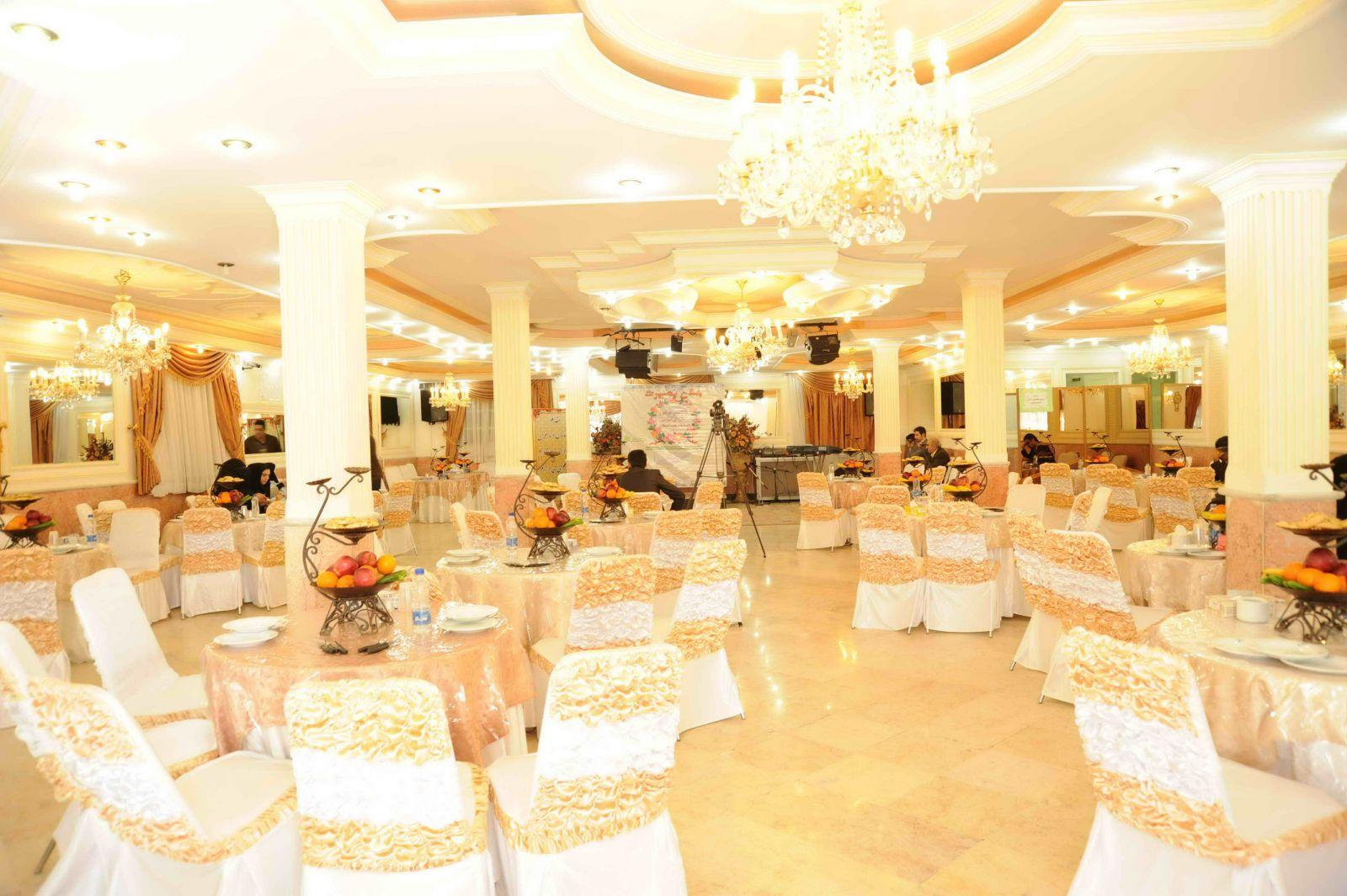 تالار عروسي غرب تهران